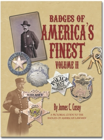 Badges of America's Finest Volume II.